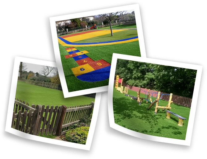 Artificial Grass for Schools by Trulawn