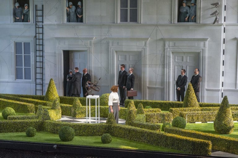 artificial grass theatre stage