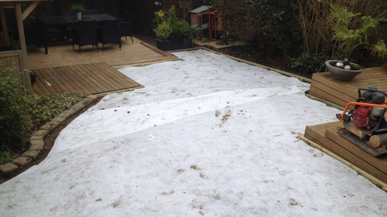 Lay on decking 2