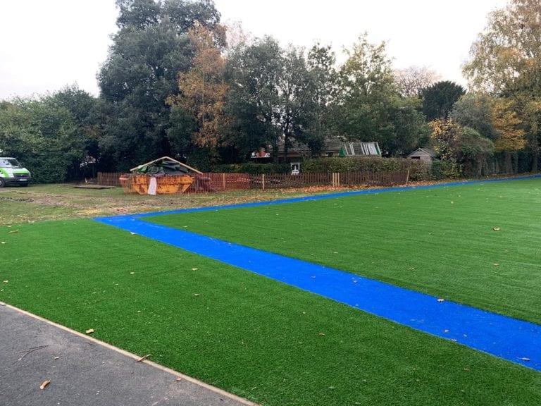 ball sports artificial grass