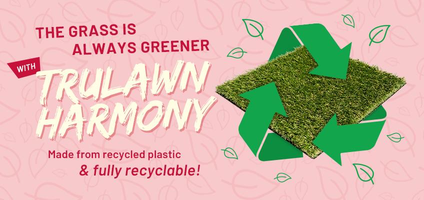 Environmentally friendly Artificial Grass