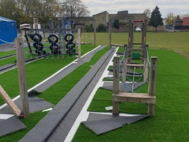 Kings Hedges Primary School Supreme landscape