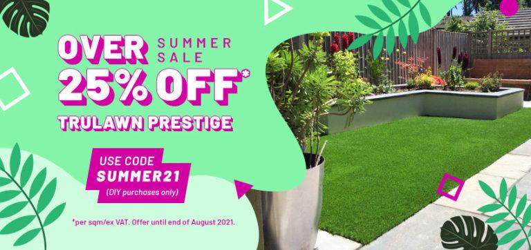 070721 Trulawn Summer DIY Offer Homepage Banner