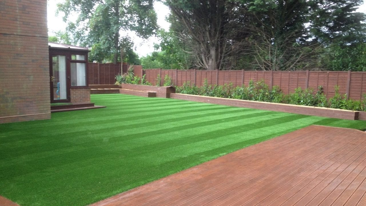 Decking Is Still Incredibly Popular In Gardens; Itu0027s An Easy Way To Make  The Garden More Manageable, Can Be Used As Part Of Chic Design And Provides  A Great ...