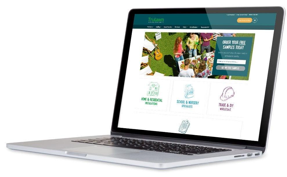 Trulawn Website