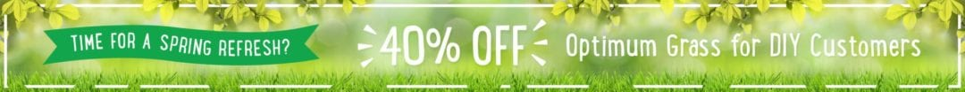 40% Off Trulawn Optimum Artificial Grass