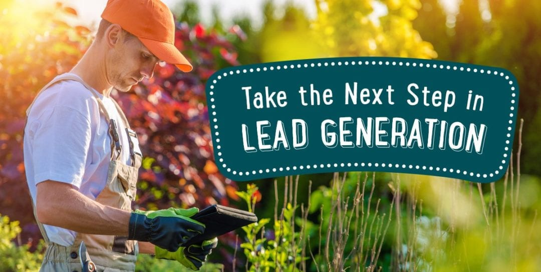 Take the Next Step in Lead Generation