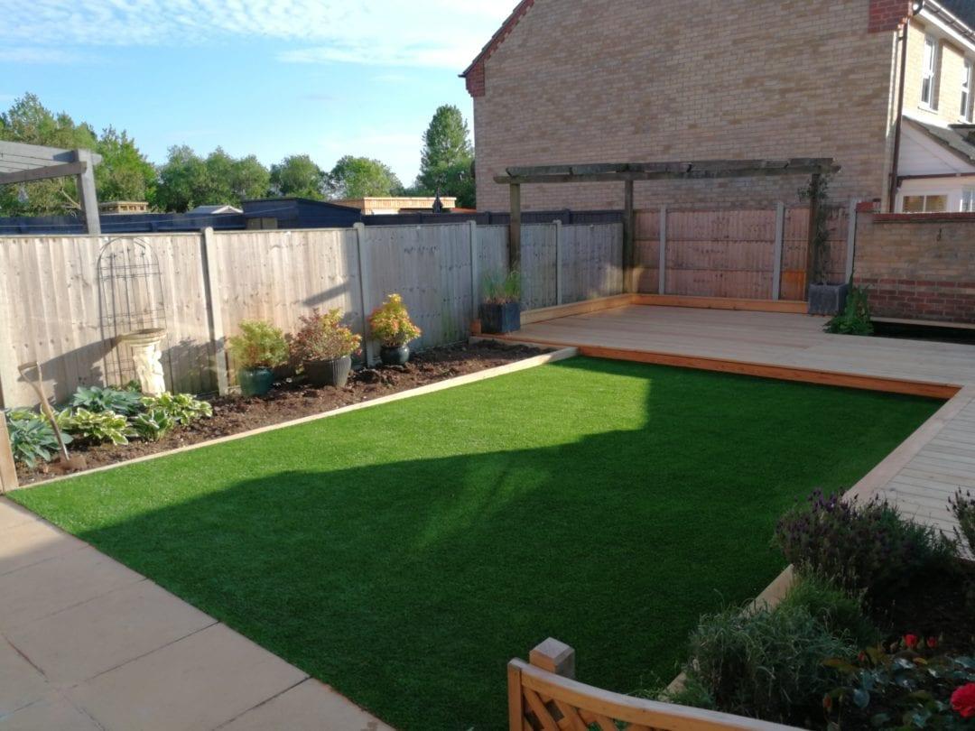 diy grass review