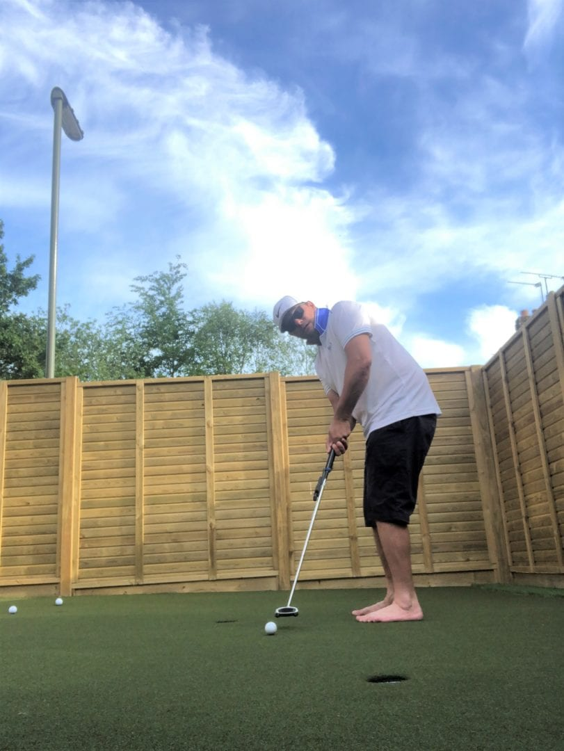 artificial putting green review