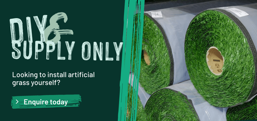 Looking to install artificial grass yourself?