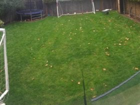 A Putney Garden Pitch