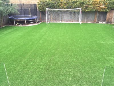 A Putney Garden Pitch