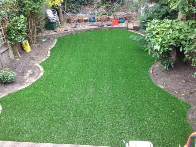 Stable Edges, for a Long Life Lawn