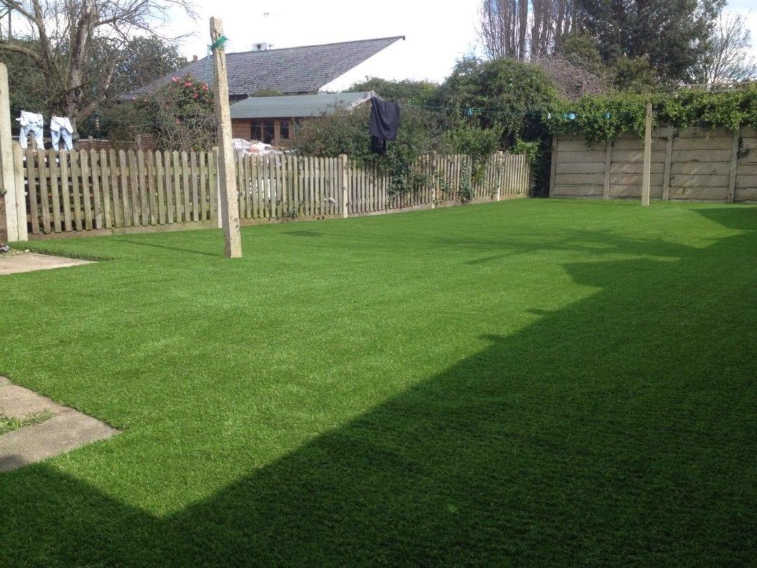 A Lawn with Prestige…
