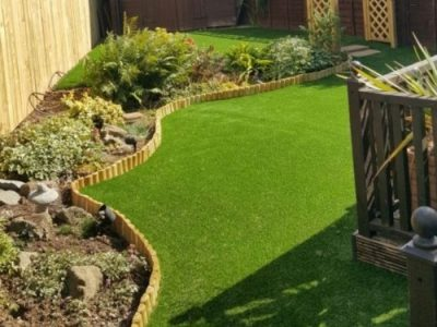 Clean Curves for a Charming Garden