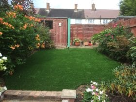 Charming Back Garden