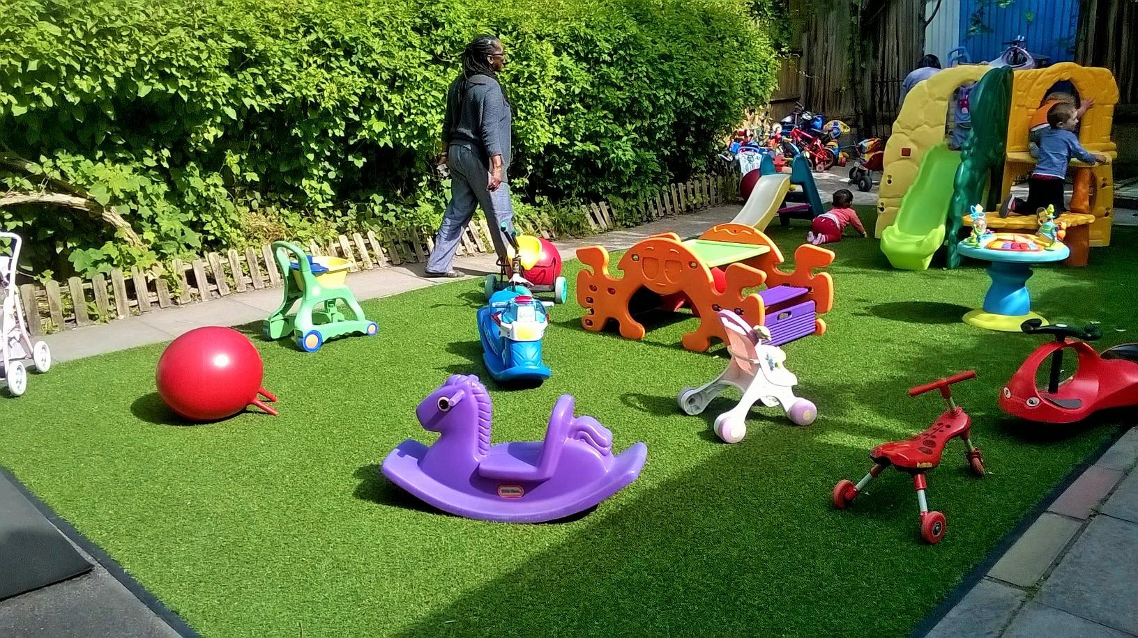 Colby Nursery, Crystal Palace