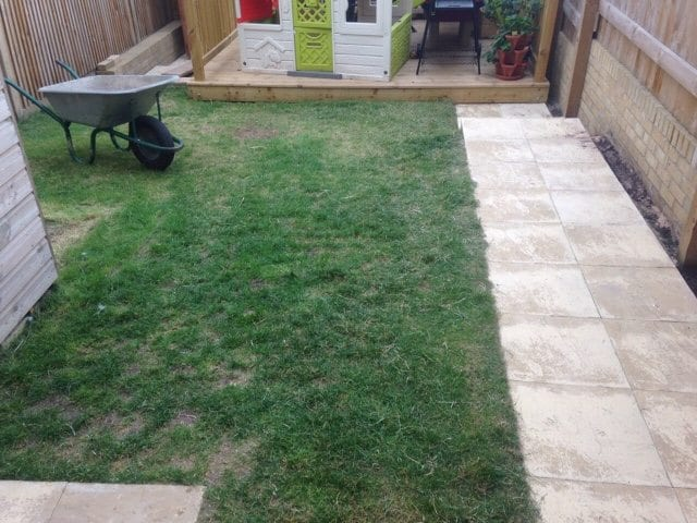 Expand Your Lawn & Play Area