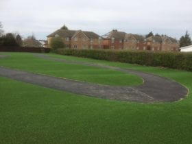 Downside Primary School – Cycle Track