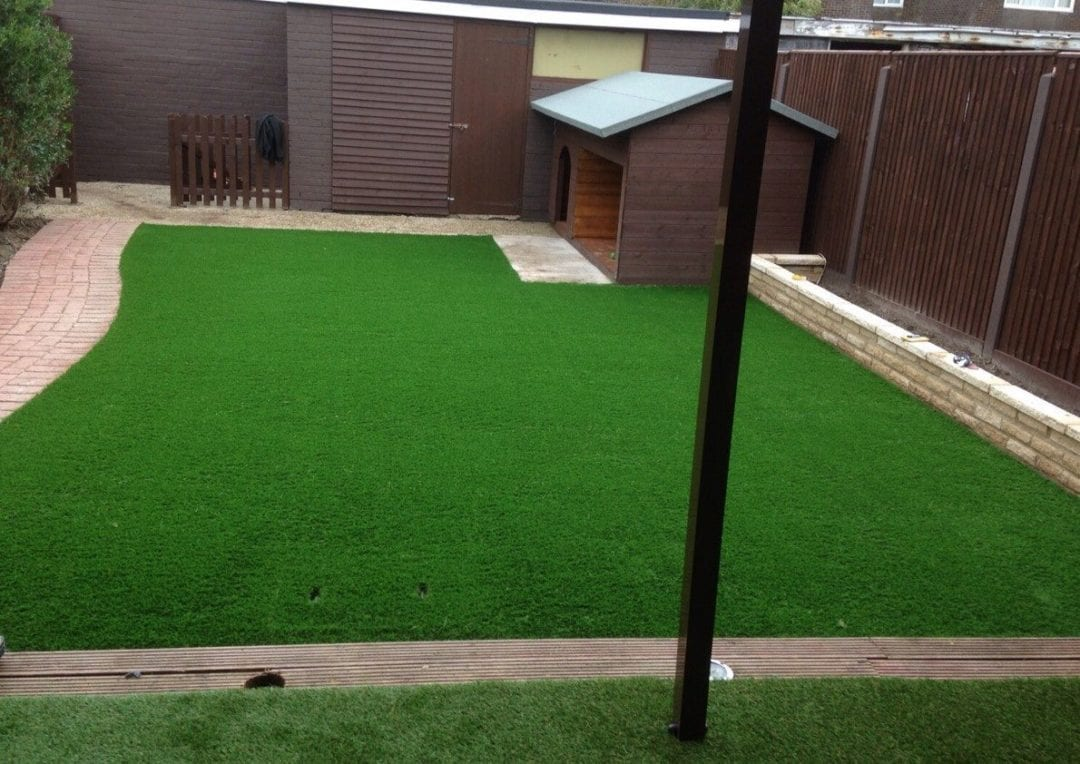 Add Green to Your Decking