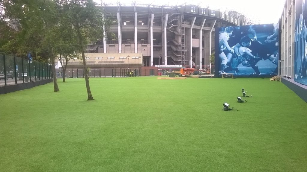 Trulawn @ Rugby World Cup 2015