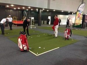 Trulawn Proputt @ London Golf Show