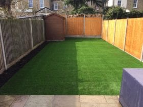 A Clean and Simple Lawn