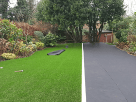 Luxury artificial grass review