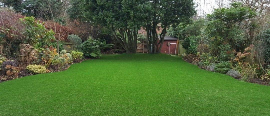 A Grand New Garden