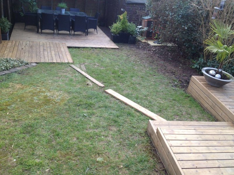 Transform your patchy grass