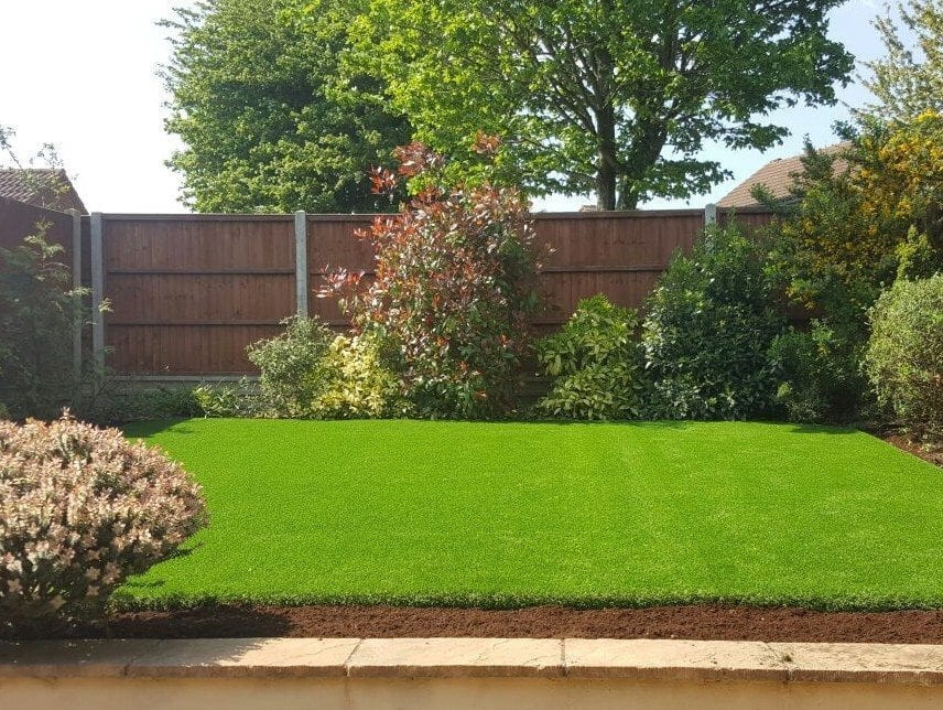 Is there an ideal time to install artificial grass?