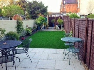 Artificial lawn installation review