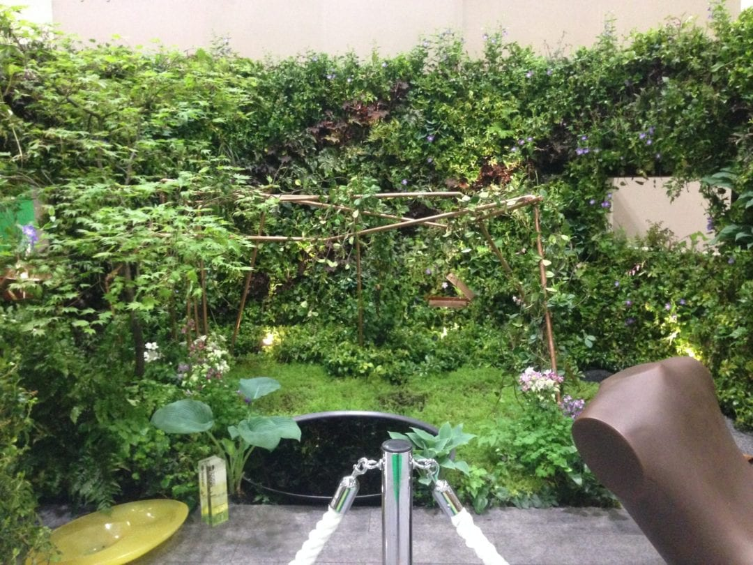 Grand designs live show gardens trulawn for Grand designs garden