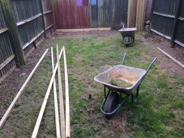Renovate Your Garden