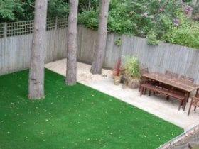 Trulawn Continental fake garden grass