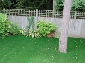 Trulawn Continental Artificial Garden Turf