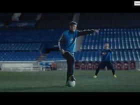 Pepsi 'Blue Card' Advert