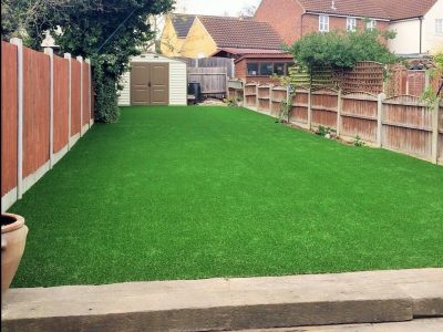 Lovely Long Lawn in Essex