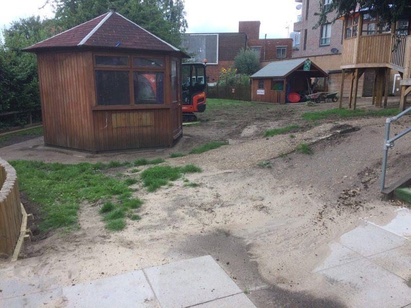 Rebecca Cheetham Nursery and Children's Centre, Stratford