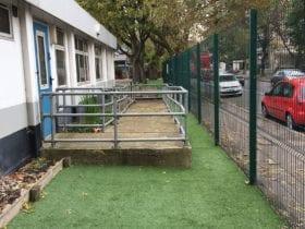 Rotherhithe Primary School, Bermondsey