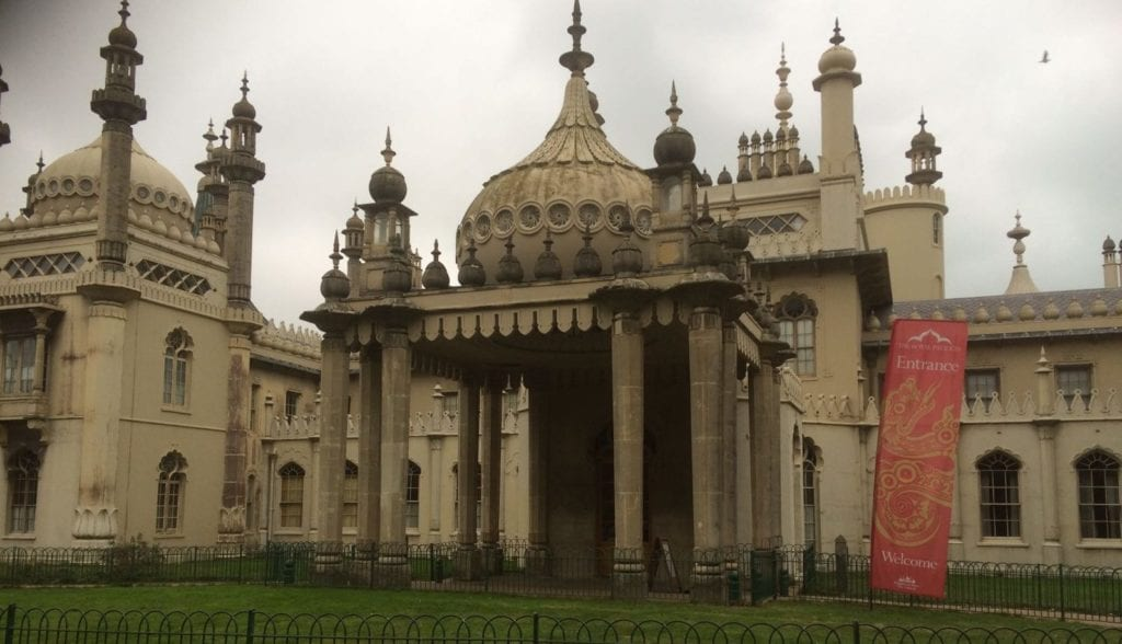 Insights into Installation: Royal Pavilion Brighton