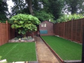 Artificial Grass Garden Review