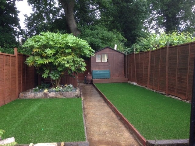 Artificial Grass Garden Review