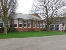 Schools use artificial grass in Worcestershire