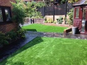 Stunning New Lawn with Supreme