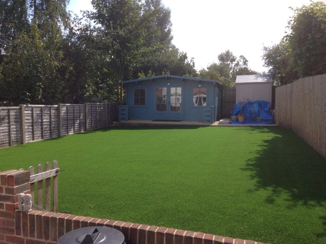 Stunning New Luxury Lawn