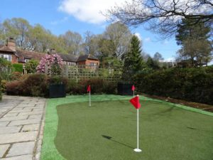 Artificial Putting Green Grass