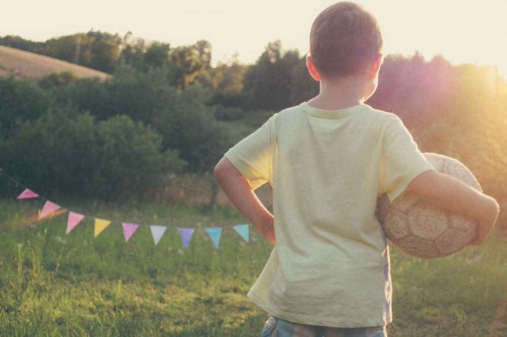 Classic Children's Games to Play Outdoors