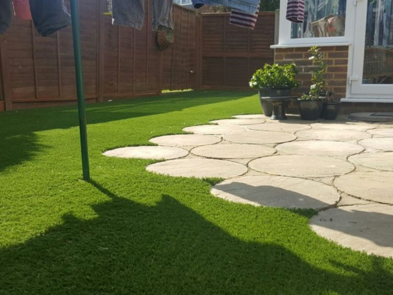 Perfect Grass for Patios