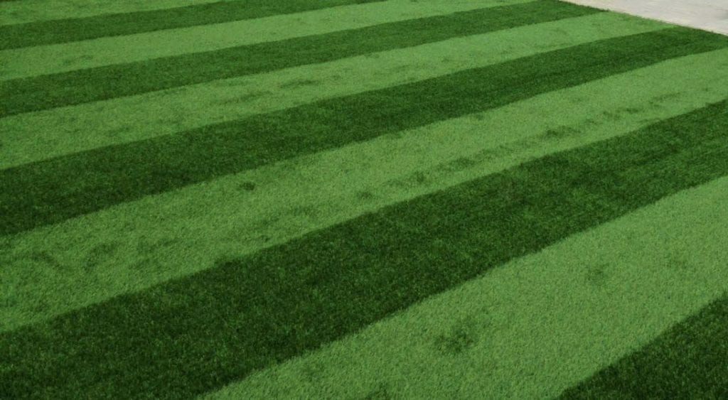 How to make your Trulawn a classic striped lawn